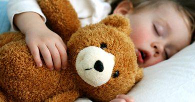 Как помочь малышу уснуть