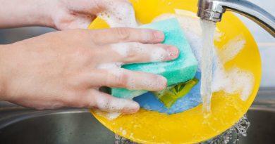 Как быстрее и качественнее вымыть посуду?