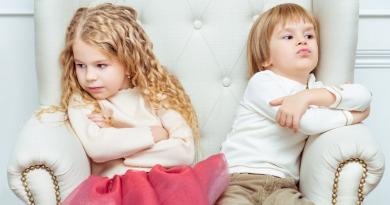 Способы подружить братьев и сестер