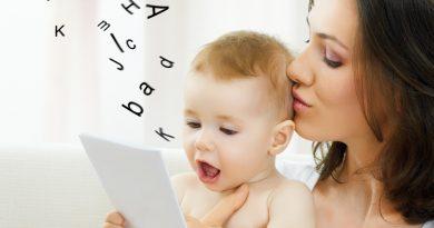 Как учить ребенка разговаривать?