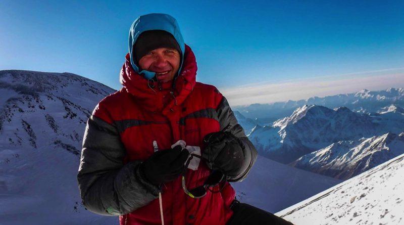 В Пакистане спасли российского альпиниста