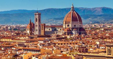 Во Флоренции за еду на улице с туристов могут взыскать до 500 евро штрафа