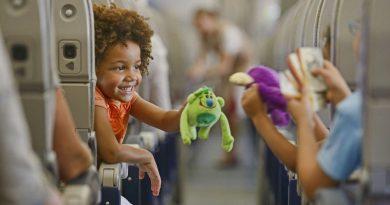 6 лайфхаков для авиапутешествия с малышом в самолете