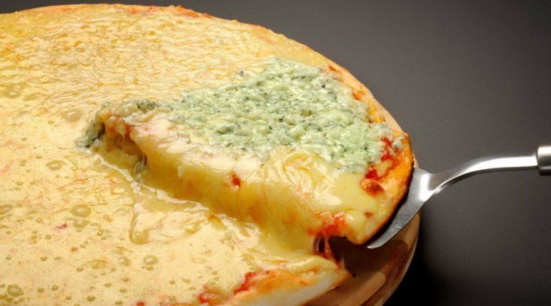 Вкуснейшая творожная пицца с сыром