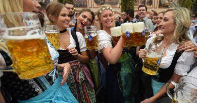Несколько фактов о пивном фестивале Октоберфест