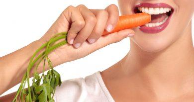 ТОП-6 продуктов для здоровых и крепких зубов