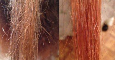 Как избавиться от секущихся кончиков и вьющихся волос