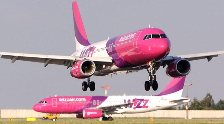 Венгерский лоукостер Wizz Air будет брать плату за провоз ручной клади