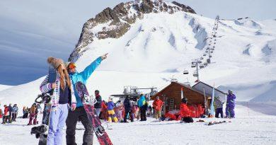 Лучшие горнолыжные курорты Сочи