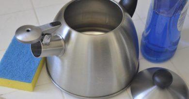 Как удалить накипь с чайника: 5 эффективных способов