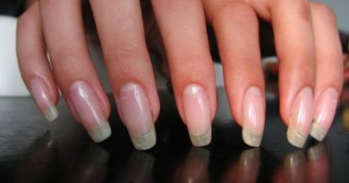 Длинные ногти. Как отрастить