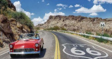 Особенности путешествия на машине по дорогам США