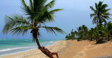 По версии читателей журнала Доминикана является лучшей страной для пляжного отдыха