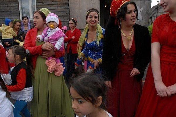 Законы для девушек в цыганской общине