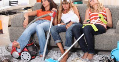 Когда лучше заняться домашним хозяйством?