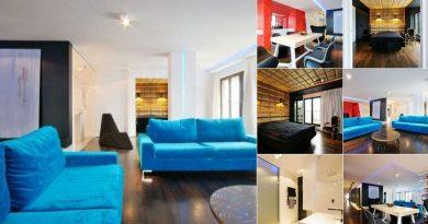 Цветовая палитра в интерьере вашей квартиры