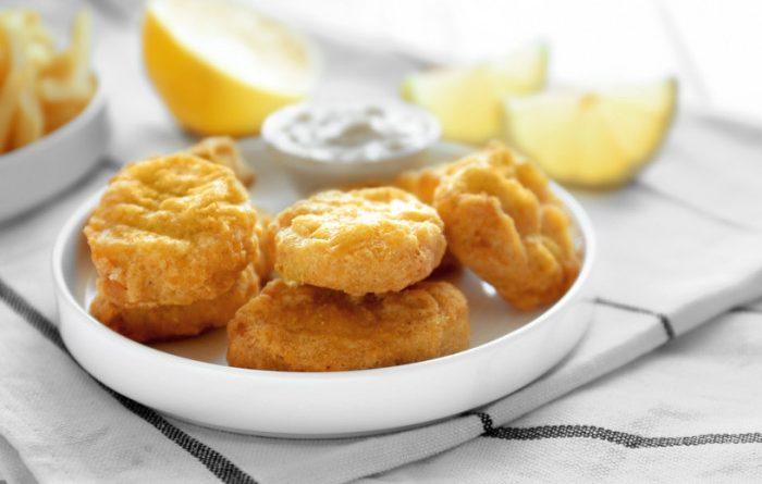 Рыбные наггетсы
