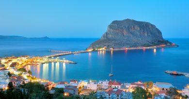 Топ 5 самых красивых городов Греции