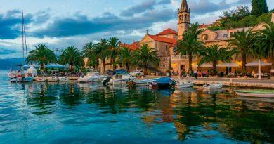 7 райских уголков Хорватии