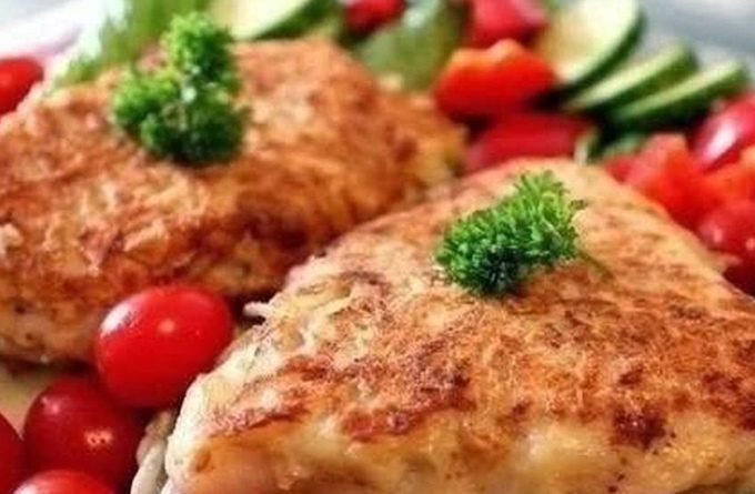 Рыба в картофельной «шубке»