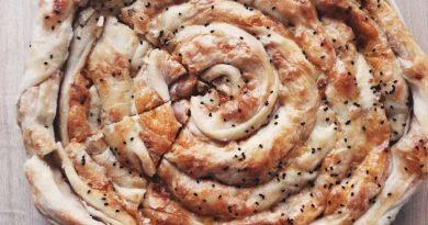 Пирог с картофелем по-турецки