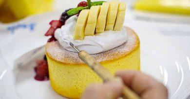 Сампуру: зачем японцы продают пластиковую еду