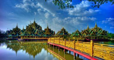 Таиланд: приехать и влюбиться