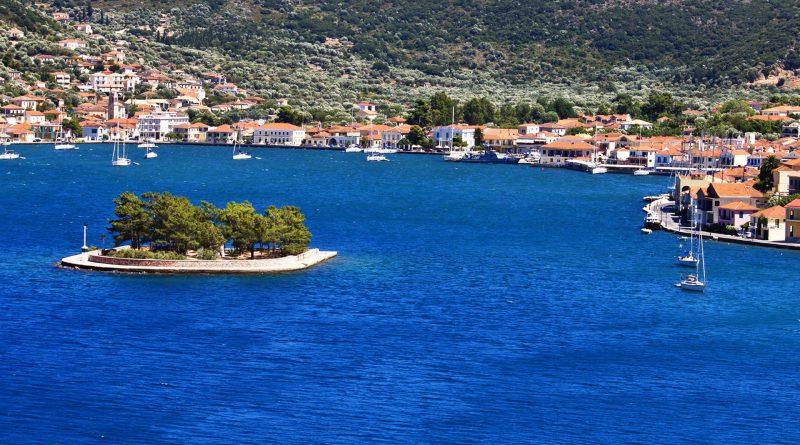 Невероятно красивые и уютные острова