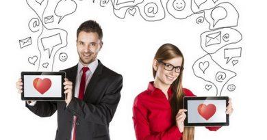Интересные факты о знакомствах в Интернете