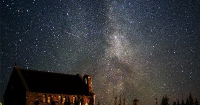 Звездное небо: из каких уголков планеты за ним наблюдать?