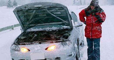 Что чаще всего ломается в машине зимой