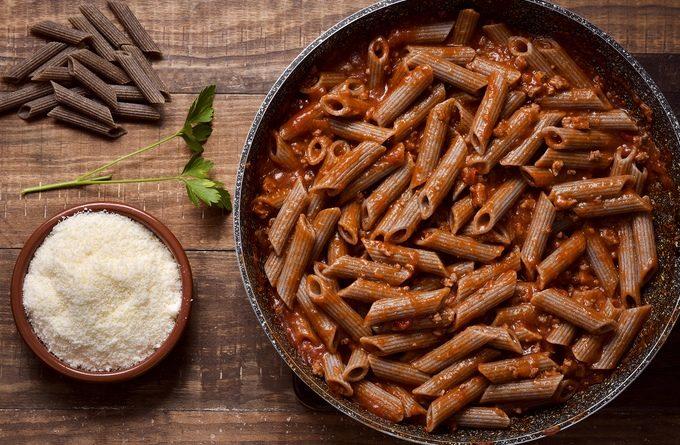 Как приготовить пасту по-итальянски максимально быстро
