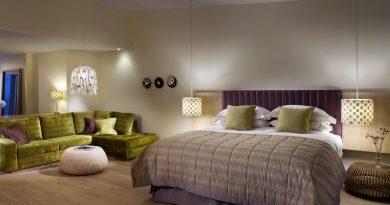 Цвет в спальне-правила любви в интерьере