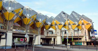 9 Достопримечательностей Роттердама