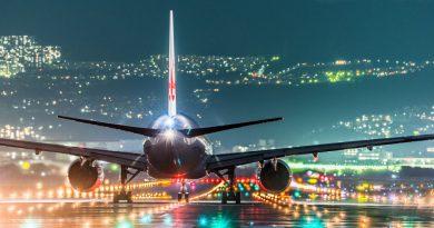 Рассказ пилота об особенностях посадки авиалайнеров в ночное время