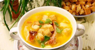Секреты приготовления вкусного горохового супа