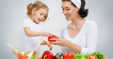 Три золотых правила здорового питания!