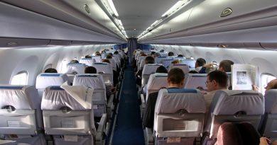 Советы путешественникам для комфортного полёта на борту авиалайнера