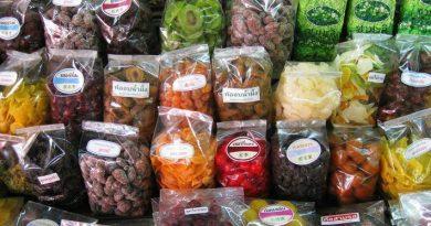 Что вкусненького привезти из Таиланда?