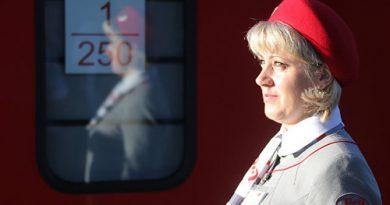 5 мифов о работе проводника поезда