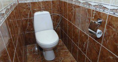 Ремонт в туалете: С чего начать?