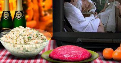 Новый год в СССР: 8 главных блюд