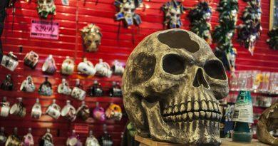 7 пугающих похоронных обрядов мира