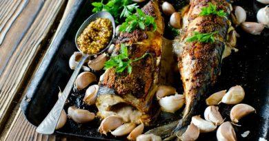 Советы для приготовления лучшей скумбрии в духовке