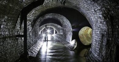 Под Европой нашли сотни подземных тоннелей