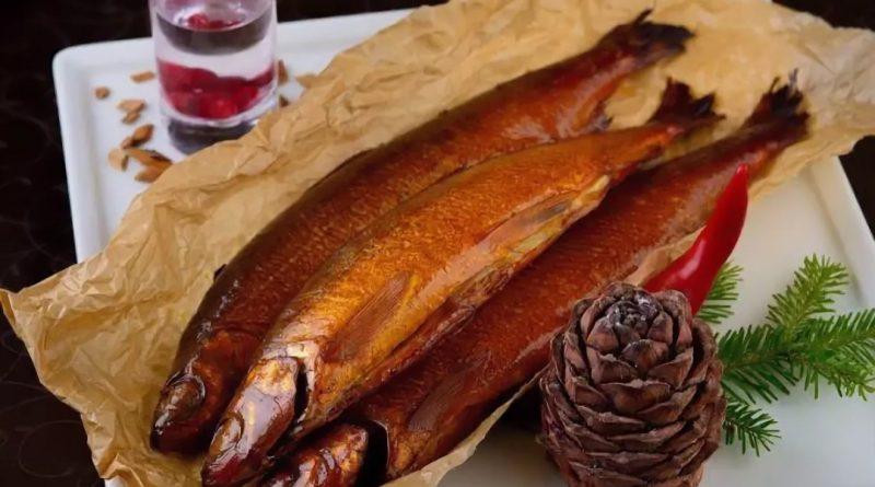 Копченая рыба — лучшие рецепты. Как правильно и вкусно приготовить копченую рыбу.