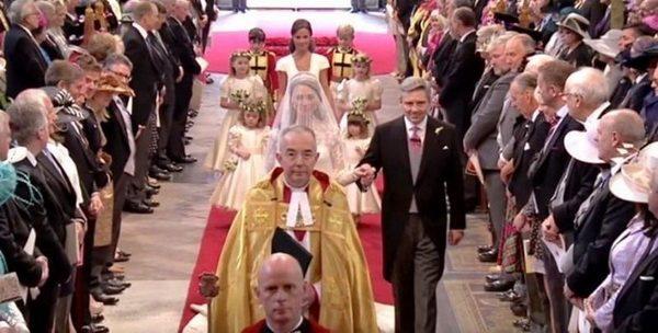 10 брачных традиций, обязательных для соблюдения членами королевской семьи