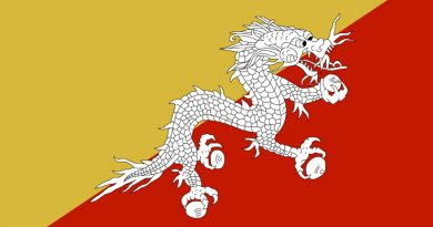 Бутан – страна дракона-громовержца в Гималаях