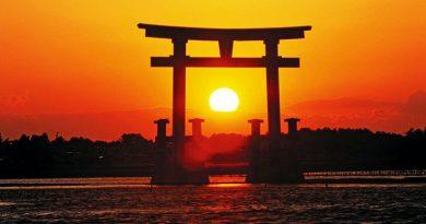 Почему Япония – Страна Восходящего Солнца?