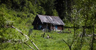 Отшельники северного Урала